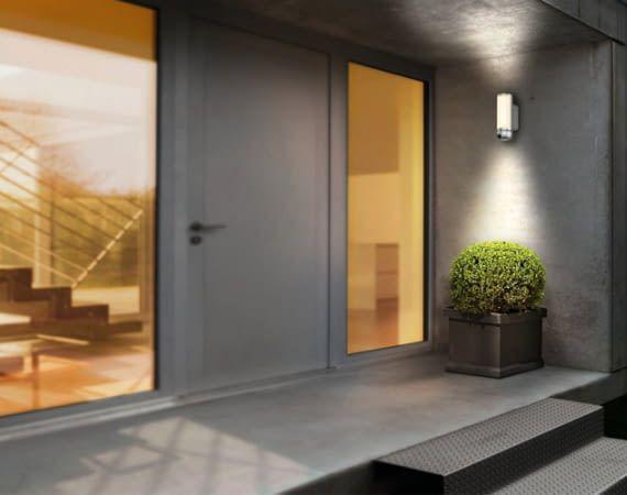 Die Bosch Smart Home Eyes Überwachungskamera hat auch einen Bewegungsmelder integriert