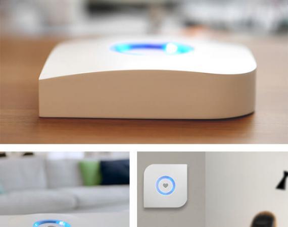 Animus Home Smart Home Zentrale