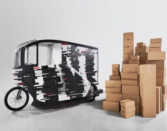 Premiere: Die Prototype-Vorstellung des ONO E-Lastenfahrrads in Berlin am 29.11.2018