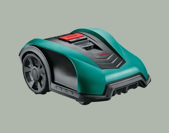 Mit Bosch setzt ALDI SÜD dem aktuell bei Lidl erhältlichen Mähroboter ein bekanntes Markenprodukt entgegen