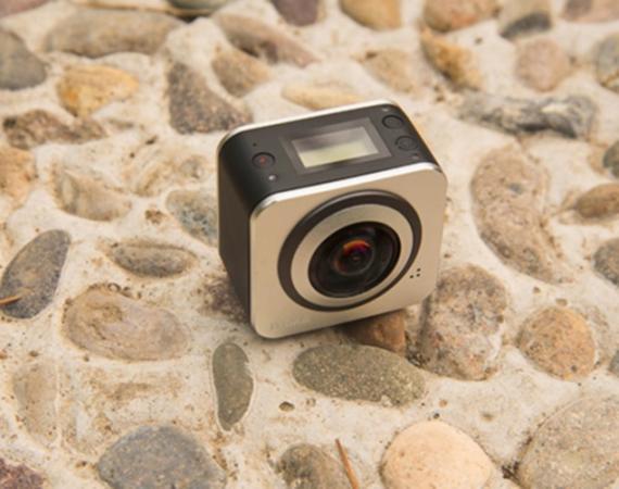 Die wohl kleinste 360°-Kamera der Welt @ mokacam.com