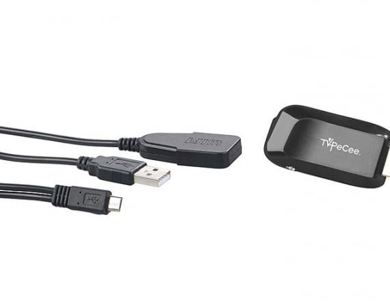 Vielfach kompatibel: WLAN-HDMI-Stick TVPeCee MMS-1080