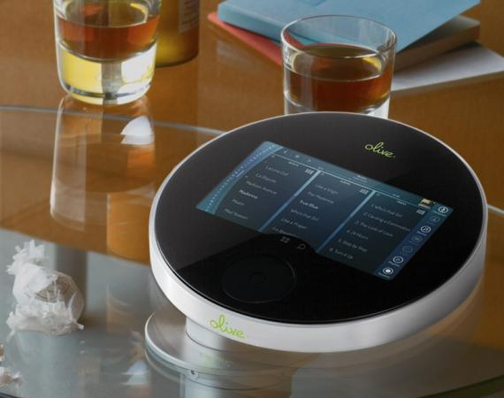 Olive ONE Musikplayer für das Smart Home