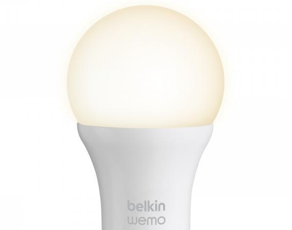 WeMo LED Birne - Hue-Konkurrent von Belkin WeMo