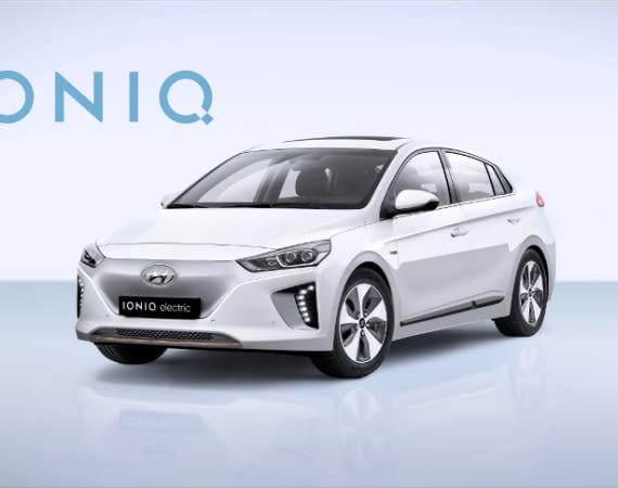 Der Hyundai IONIQ Elektro ist die vollelektrische Version der IONIQ-Familie
