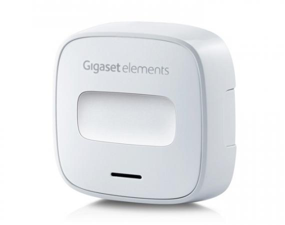 Gigaset elements button - der Funktaster für das elements Smart-Home-System