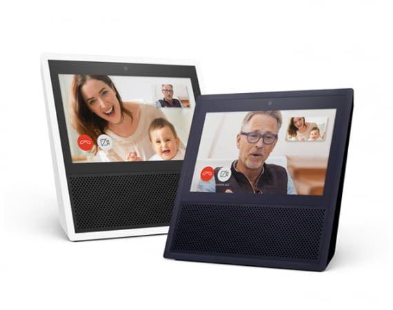 Alexa ermöglicht Sprachanrufe in andere Zimmer oder zu externen Kontakten