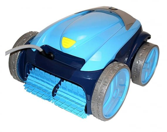 Mit dem Poolroboter Zodiac Vortex 4 Plus bleibt das Poolbecken sauber