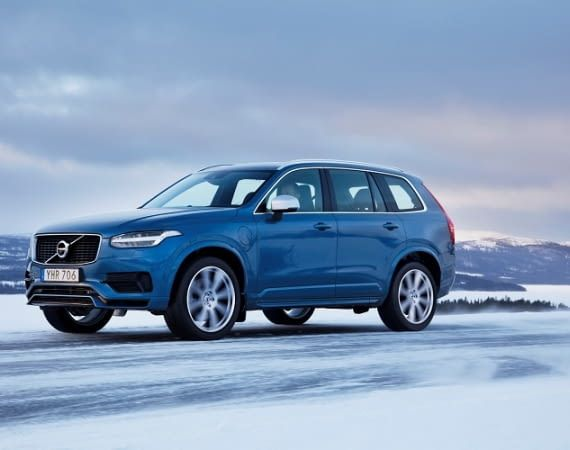 Volvo's Elektroauto: der Plug-in-Hybrid XC90 T8