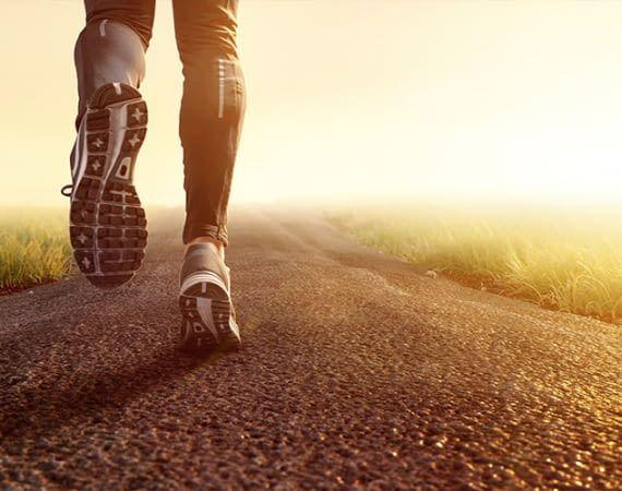 Noch ist der Markt bei Joggingschuhen mit Sensoren überschaubar