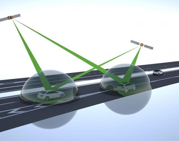 NAVENTIK entwickelt Satellitenortung für autonomes Fahren