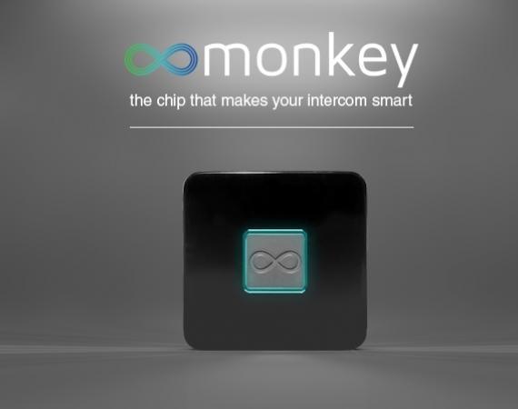 Abbildung des monkey Chip für die Gegensprechanlage