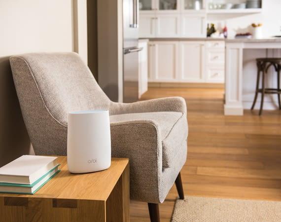 Das Orbi Home WiFi System macht Funklächern den Garaus