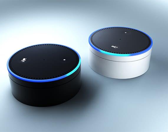Neben dem Dot können auch alle anderen Alexa kompatiblen Lautsprecher Musik spielen