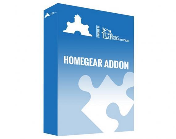 Abbildung von Homegear - die Homematic Alternative