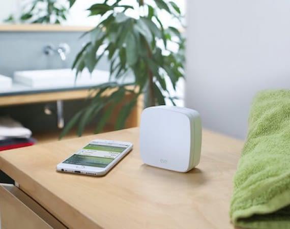 Elgato Eve Room - Raumklimasensor für Ihr eve Smart Home System