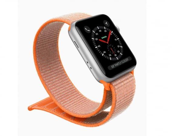 Beste Smartwatch 2018 im Vergleich: Die Apple Watch 3
