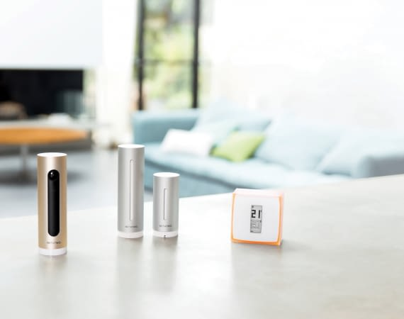 Netatmo: Design-lastige Smart Home Produkte