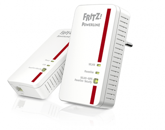FRITZ!Powerline 1240E WLAN