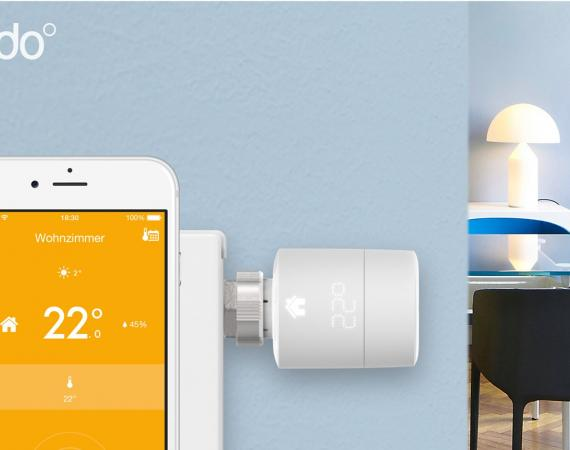 Tado Thermostat in der 3. Generation: Sprachsteuerung via Siri (Apple) und Alexa (Amazon Echo)