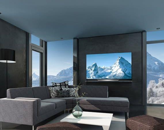 Teuer und überragend: 77 Zoll TV LG OLED77C8
