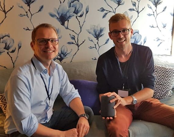 David Wulf hat Philipp Berger zu seinen Visionen in Bezug auf die Alexa-Entwicklung befragt
