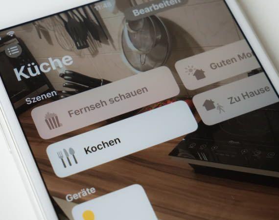 Anleitung: Räume und Zonen mit HomeKit einrichten