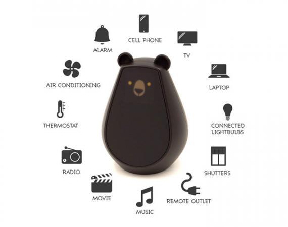 Bearbot zur Smart-Home-Steuerung auf Indiegogo