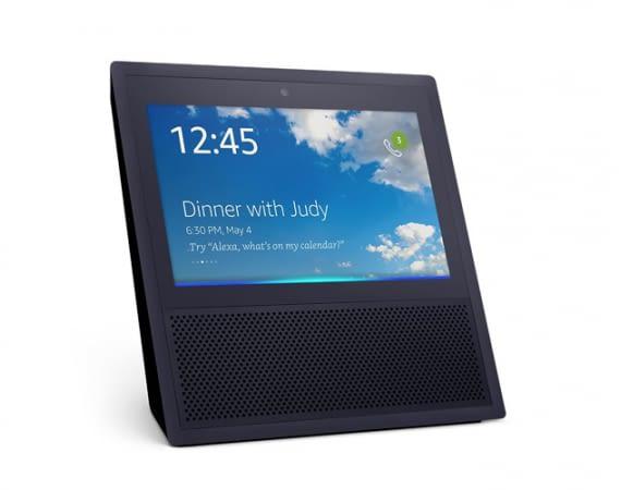 Amazon ergänzt die Echo-Familie durch Touchscreen und Kamera