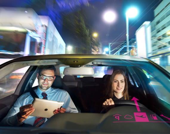 CarConnect macht das Connected Car zum rollenden Hotspot