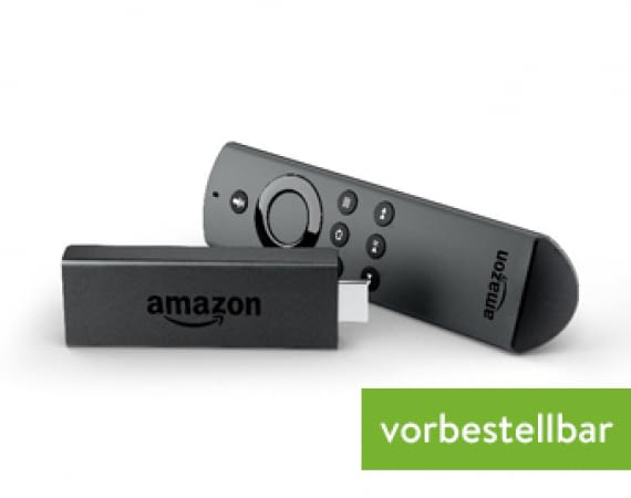 Amazon FireTV Stick bei Amazon bestellen