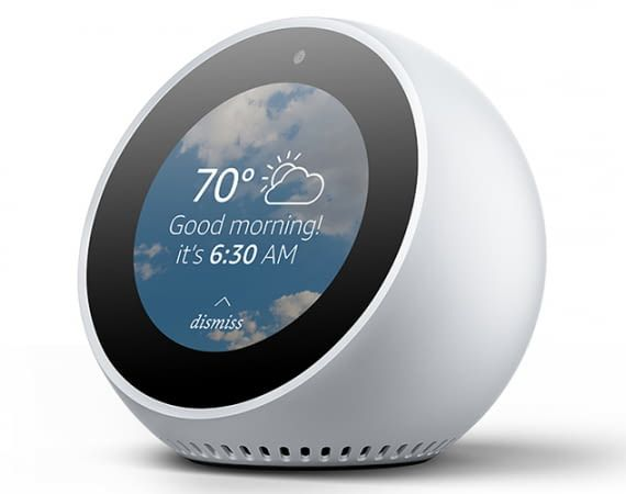 Amazon Echo Spot: Wird ab sofort an US-Kunden ausgeliefert