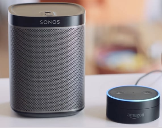 Den Sonos Speaker mit Alexa steuern? (Fast) kein Problem!