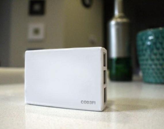 Codify Router sorgt für mehr Sicherheit