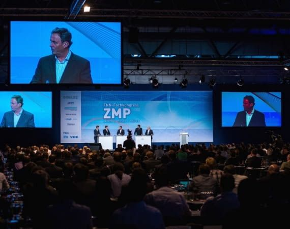 Fünf Fachforen bieten auf dem FNN-Fachkongress ZMP Gelegenheit zum Informationsaustausch