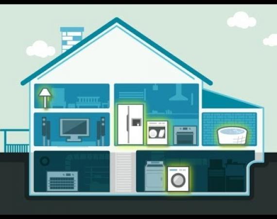 comexio das smart home geb ude system mit kompatibilit t. Black Bedroom Furniture Sets. Home Design Ideas