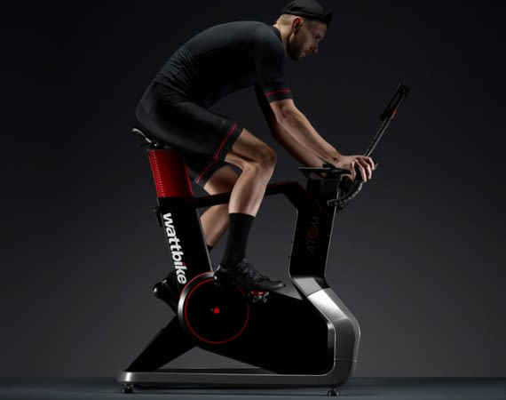 Wattbike Atom: Die neue Generation Indoor Bike