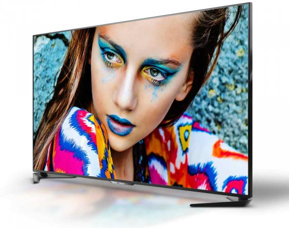 Sharp 4K Ultra HD SmartTV