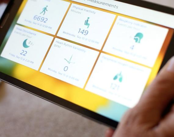 Neue Connected health devices von Philips per App steuern