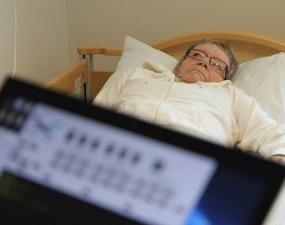 Tidewave bringt Erleichterung für Dekubitus-Gefährdete und Pflegepersonal