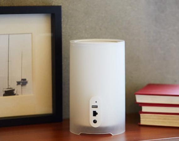 Abbildung des Cassia Hub Bluetooth Router für das Smart Home