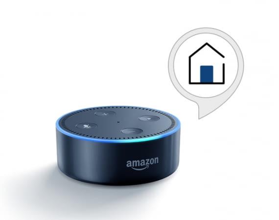 Alexa macht eine erste gute Einschätzung zum Wert der Immobilie