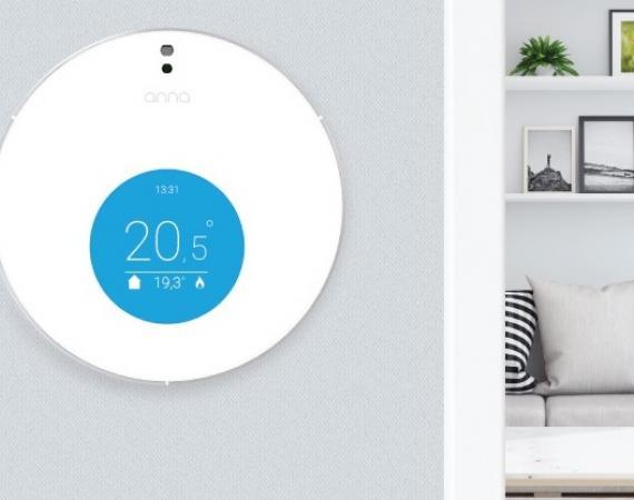 Anna Thermostat von Plugwise