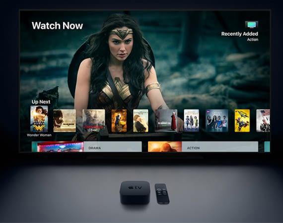 Mit der Apple TV App können zukünftig 60 Dienste durchsucht werden