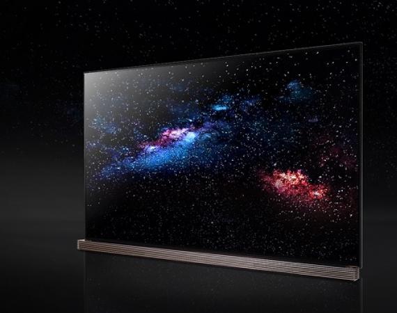 LG OLED HDR Fernseher @ lg.com