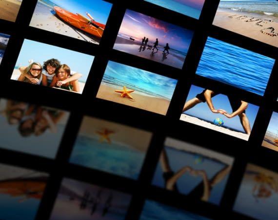 Film-Fans stehen online tausende Filme und Serien zur Auswahl