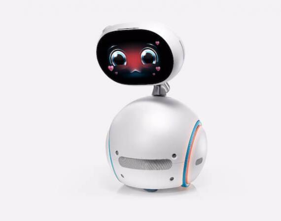 Abbildung des Zenbo Roboter von Asus