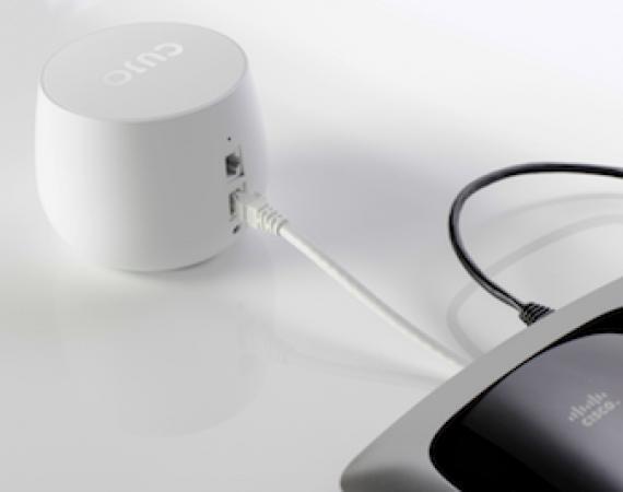 CUJO Verbindung zum Router oder zum Modem - Smart Home und IoT Firewall Schutz