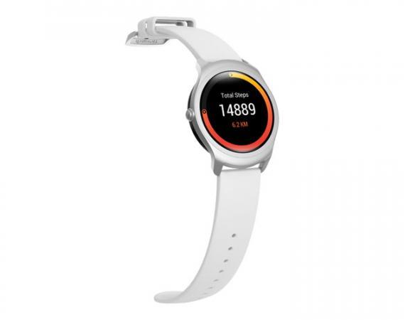 ticwatch 2 - Interaktive Smartwatch für iOS und Android