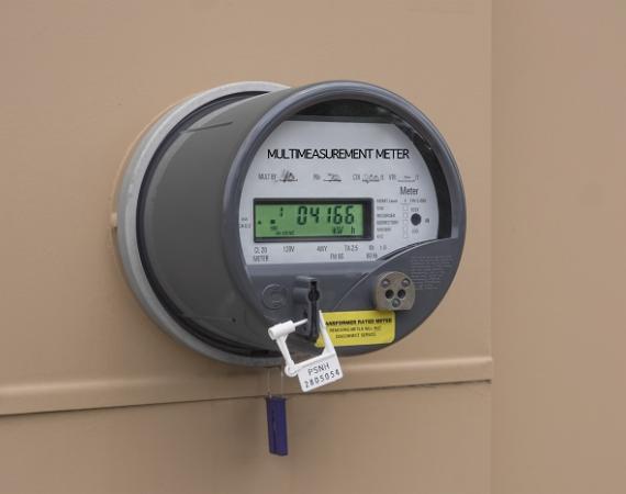 Ein Smart Meter für das intelligente Zuhause